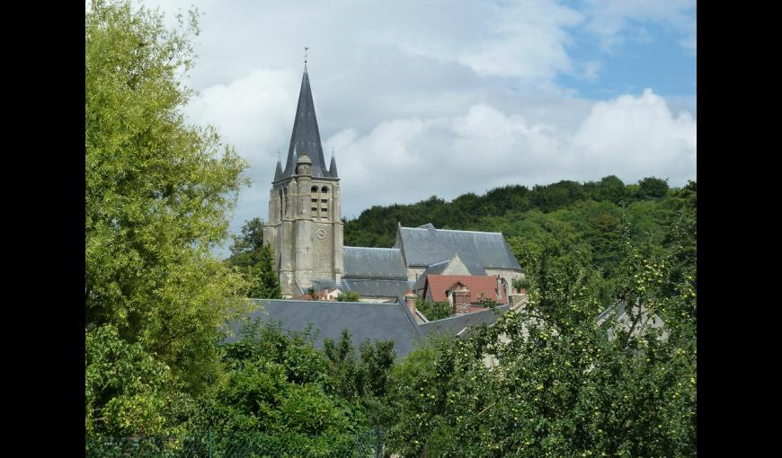 Eglise de Bucy le Long